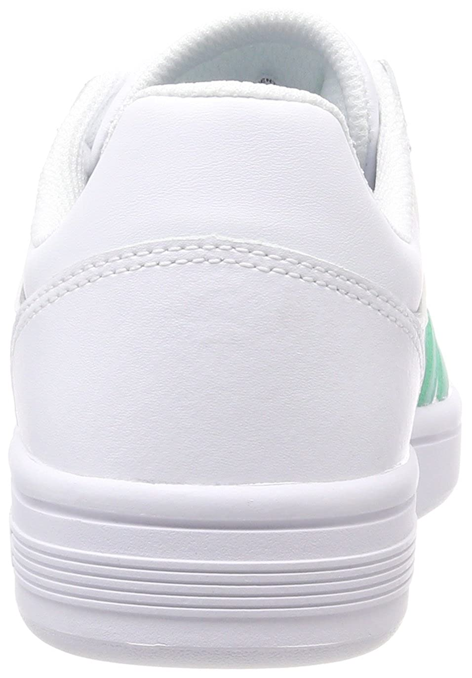 K-Swiss Weiß Damen Court Cheswick Sneaker Weiß K-Swiss (Weiß/Bermuda 173) 010fae