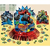 Blaze and the Monster Machines Table Centerpiece