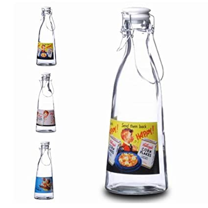 Botella Hermética 3 modelos Kellog´s