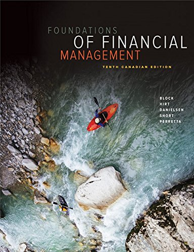 Foundations of Financial Management with Connect with SmartBook PPK