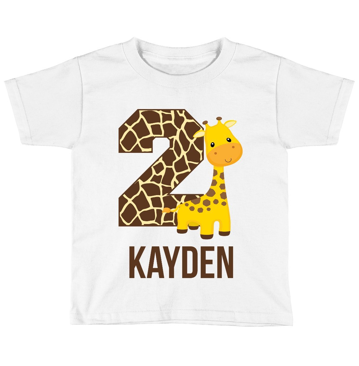 Birthday Shirts For Toddlers Personalized