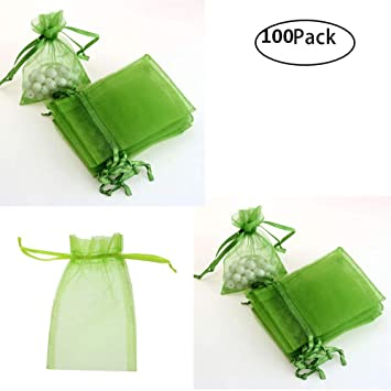 NEW Mixed Colour Jewelry Gift Bag Candy Purse Wrapping Christmas Party Wedding