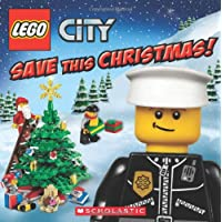(进口原版) LEGO 乐高城市系列 Save This Christmas!