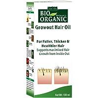 Indus Valley Bio Organic Hair Growout Oil - 100ml
