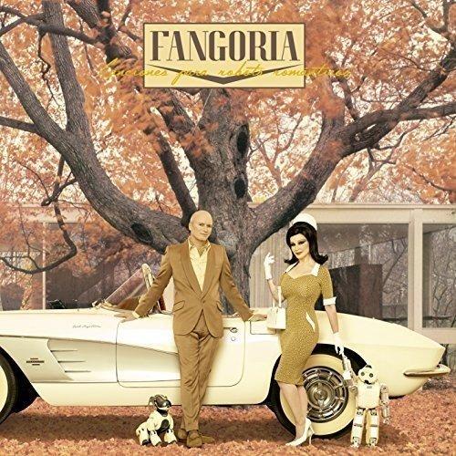 Fangoria - Canciones Para Robots Romanticos - Zortam Music