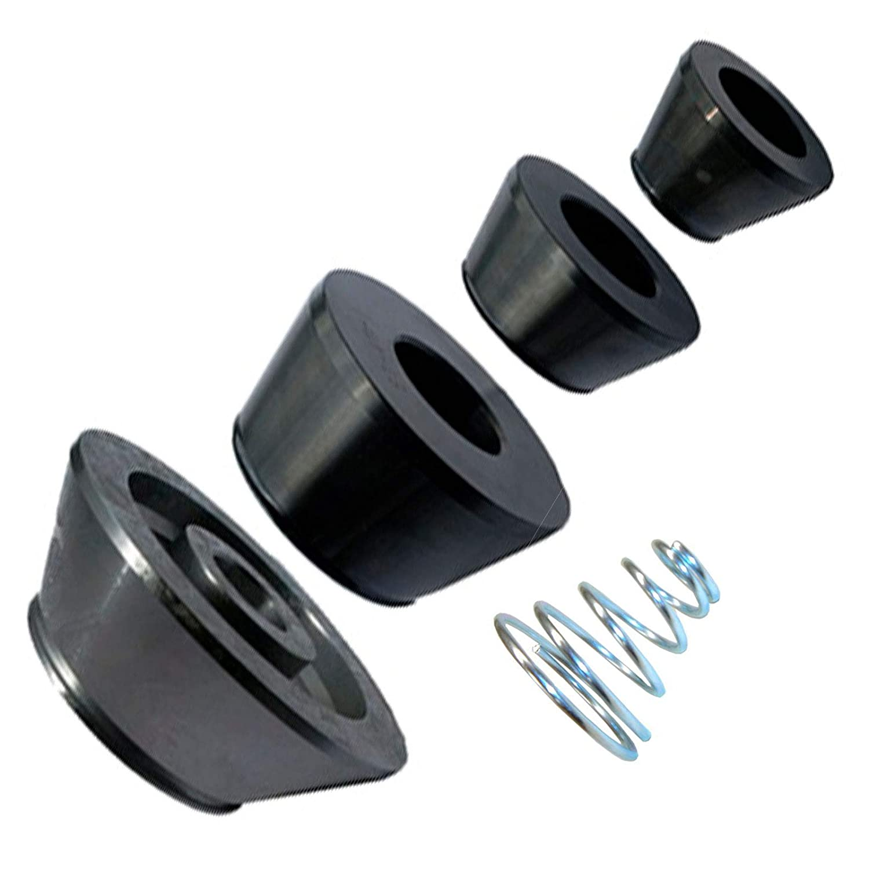 Accuturn Coats Hunter Wheel Balancer 5 Pc Standard Taper Cone Set 40mm Shaft
