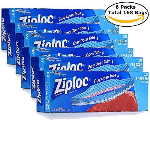 ziploc large freezer - 2