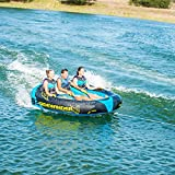 HO Sports Sidewinder 3 Person Towable, Features Individual...
