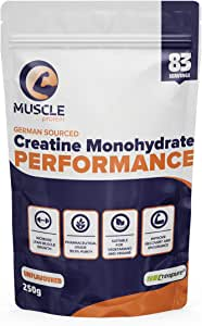 Muscle Protein Creatine Monohydrate | Unflavoured | 83 serves