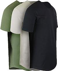 6b98c1e29027 ShirtBANC Mens Hipster Hip Hop Long Drop Tail T Shirts
