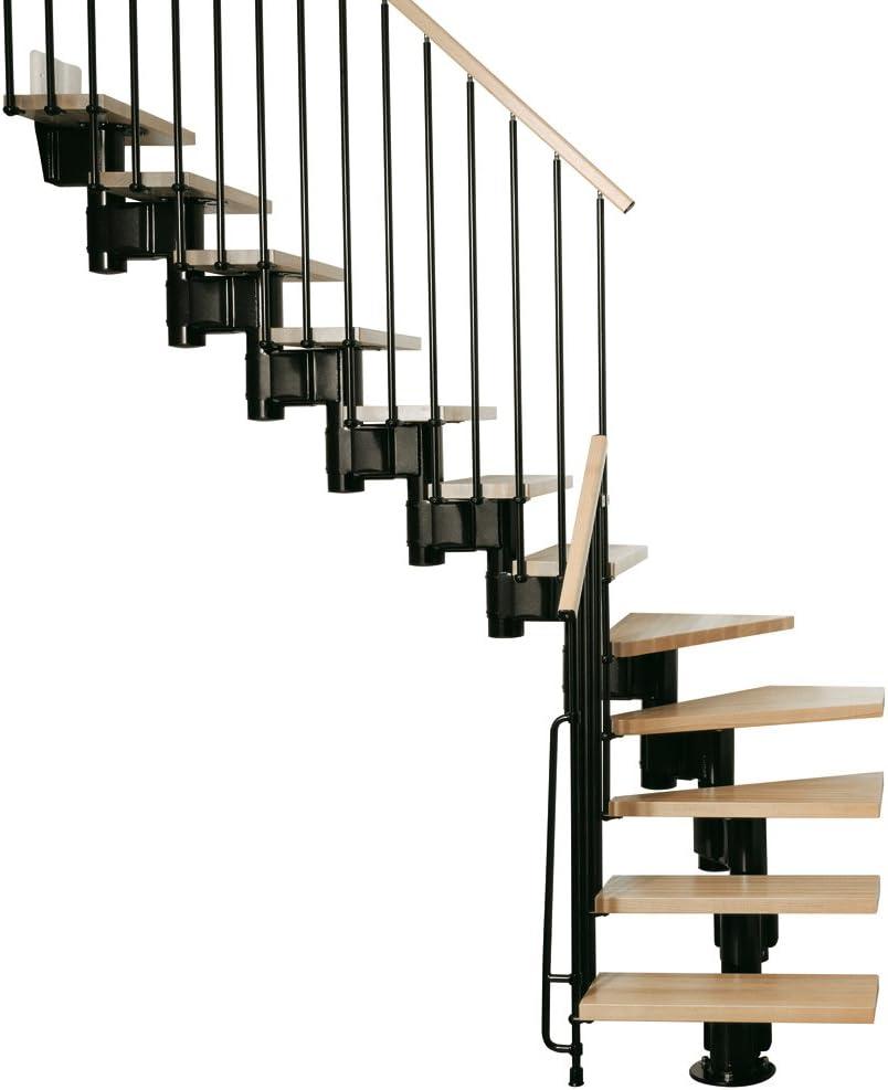 Arke k35001 29 en. Kompact Modular escalera KIT44; Negro: Amazon.es: Bricolaje y herramientas