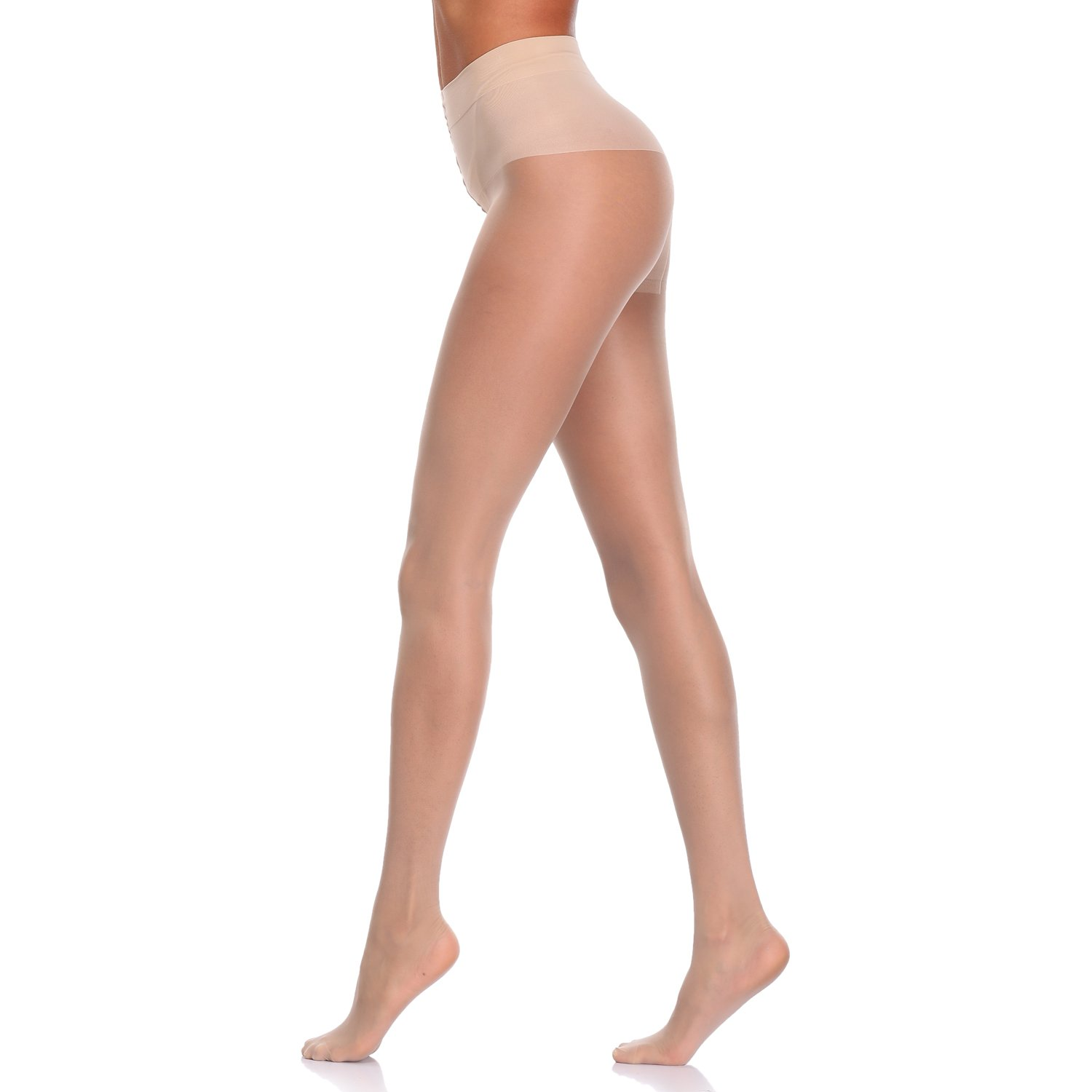 5465ae8976f ✅Sunshine   UV Protection✅ -- Womens sheer tights make for a light fabric  that you barely feel against your skin. Classic Pantyhose can prevent your  skin ...