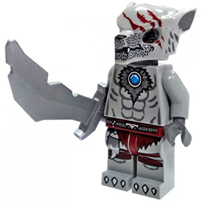 "Lego Minifigure: Chima ""Winzar"": Toys & Games"