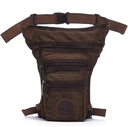 Drop Leg Bag Fanny Waist Thigh Packs Outdoor Motorcycle Costume Pouches