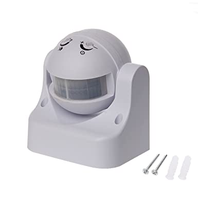 180° detection Smartwares ES90W Motion detector Adjustable settings