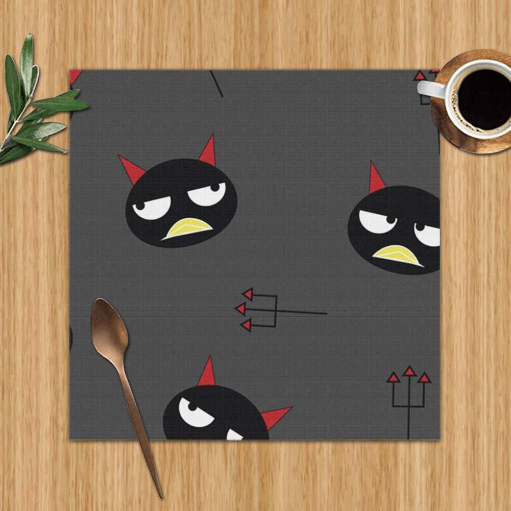 Amazon.com: Cool pillow Devil Emot Icon Editable The Arts ...