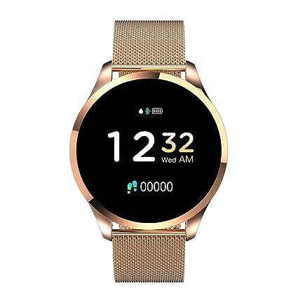 FANZIFAN Reloj Inteligente IP67 Waterproof Smart Watch Q9 Blood ...