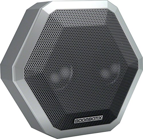 Boombotix Boombot Bluetooth Speaker Gunmetal product image
