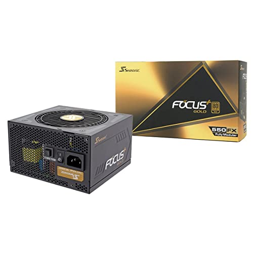 Seasonic Focus Plus Series SSR-750FX 750 W Power Supply