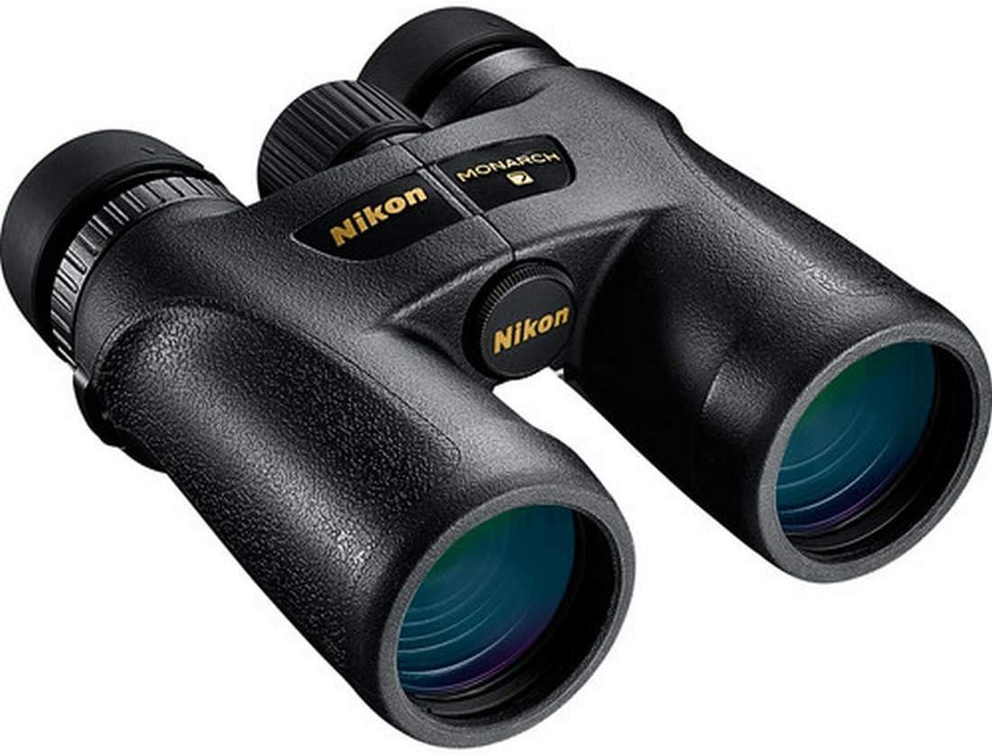Nikon 7549 MONARCH 7 10×42 Binocular Black