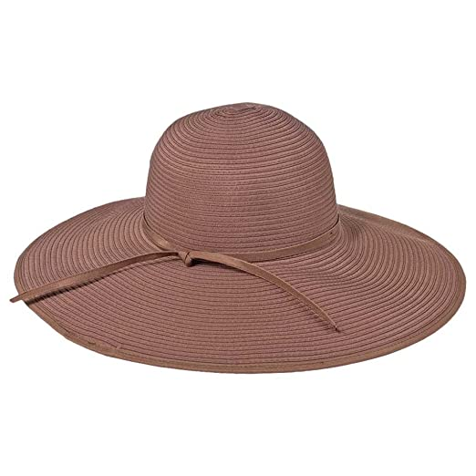 Ribbon Crusher Travel Hat - 5 inch brim - HS359 (Brown) at Amazon Women s  Clothing store  Sun Hats ecac4bacedf8