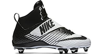 89f95b576 Image Unavailable. Image not available for. Color  Nike Lunarbeast Pro D  Football Cleats White Black-Black ...