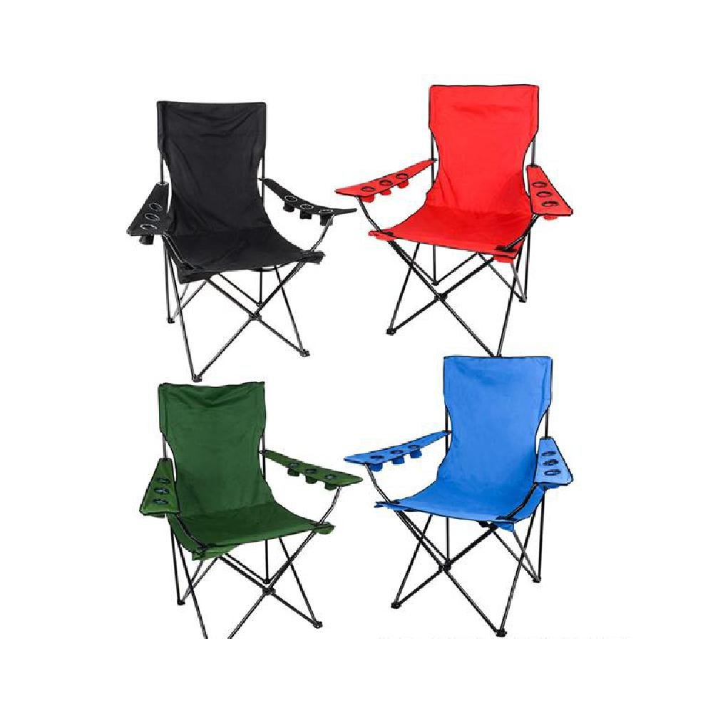 5.5 Foot Giant Foldable Tailgate Chair (With Sticky Notes) by Bargain World
