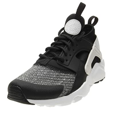 info for 08a35 b994f NIKE Air Huarache Run Ultra Se Junior Noir  Amazon.fr  Chaussures et Sacs