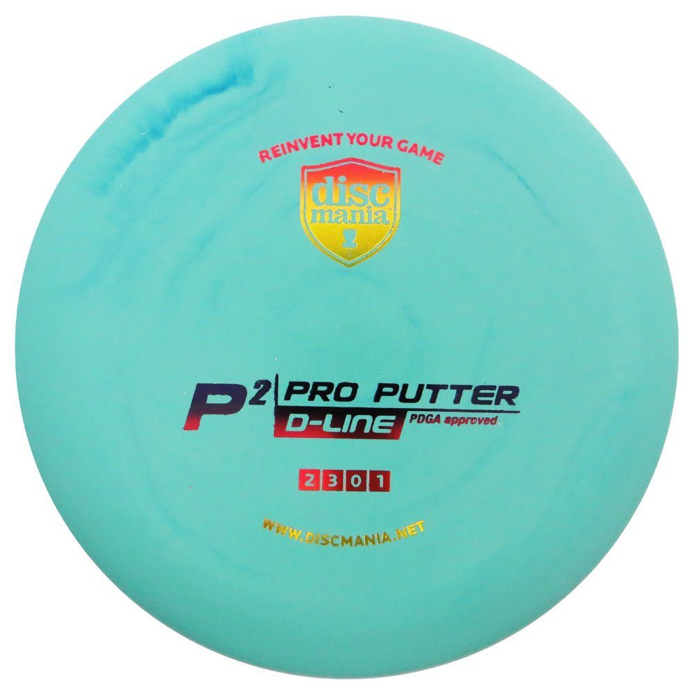 Discmania D-Line P2 Disc Golf Putter 160-164g by Discmania (Image #1)