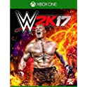WWE 2K17 for Xbox One