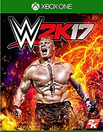 Take-Two Interactive WWE 2K17 XBox One Básico Xbox One Inglés vídeo - Juego (Xbox One, Lucha, Modo multijugador, T (Teen)): Amazon.es: Videojuegos