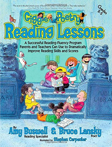 Download By Amy Buswell Giggle Poetry Reading Lessons: A Successful Reading-Fluency Program Parents and Teachers Can Use to pdf