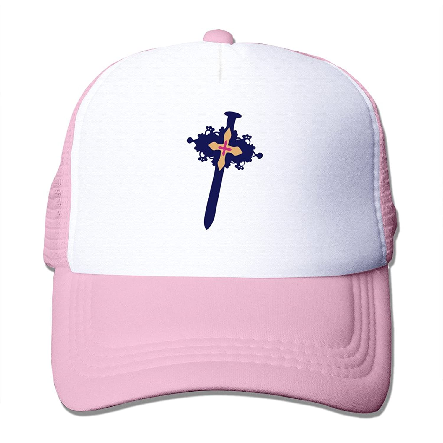 Bro-Custom Excalibur Sword Graphic Unisex Hat Cap One Size Fit All Black