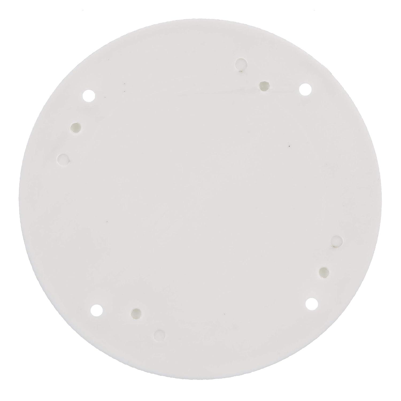 White SeaChoice 39601 Cover Plate Arctic