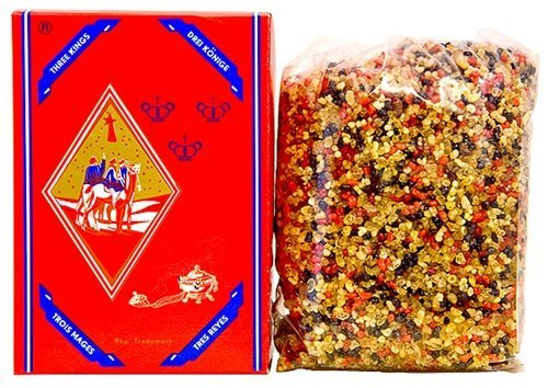 Three Kings (Trois Mages) Resin Blend - 500 Gram Box - From Holland by Three Kings