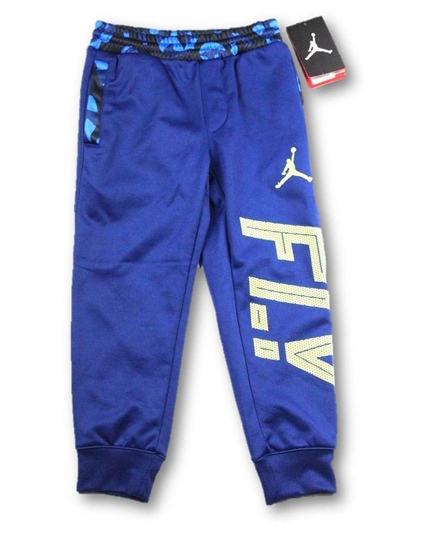 Wholesale Air Jordan Nike Child Boys FLY Jumpman Therma Camo Accent Pants (Insignia Blue) (4)