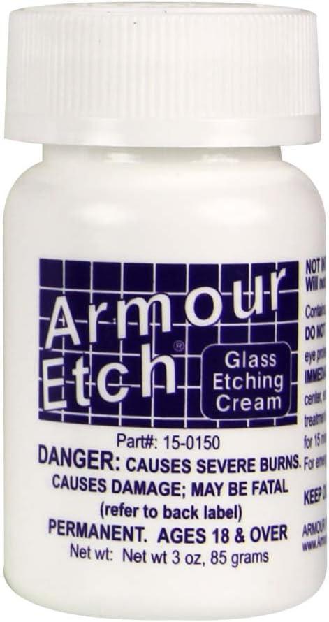 Armour Etch 2.8 Oz Etch Cream