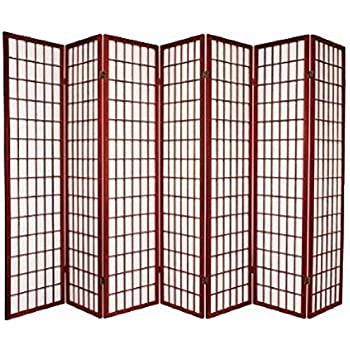Amazoncom Coaster Oriental Style 4 Panel Screen Room Divider