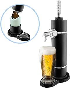 eCostConnection Deluxe Portable Ultrasonic Draft Beer Maker