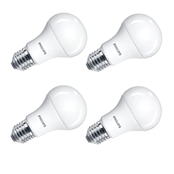 6500 K 13 W Frosted Philips LED A60 E27 Edison Screw Cool Day Light Bulb 100