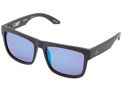 30e3d72ff474f Image Unavailable. Image not available for. Color  Spy Optic Discord  Sunglasses Matte Black w Happy Bronze Polarized Blue Spectra ...