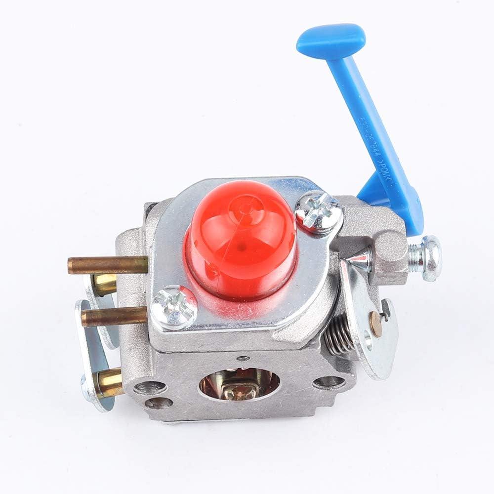 WANWU Vergaservergaser Ersatzteile f/ür 28cc 128LDX 125L 125LDX 124L 128C 128L 128R 128RJ ersetzt Zama C1Q-W40A C1Q-W38