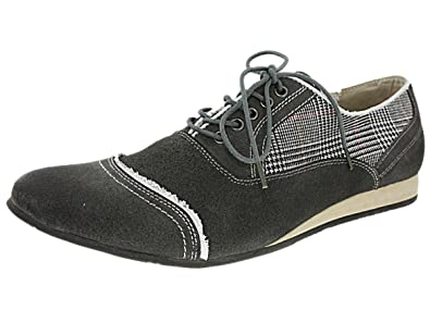 chaussures a lacets f53kdopa104 kdopa gris