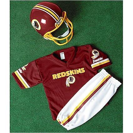Amazon.com   Franklin Sports NFL Washington Redskins Youth Team ... 415f92e38