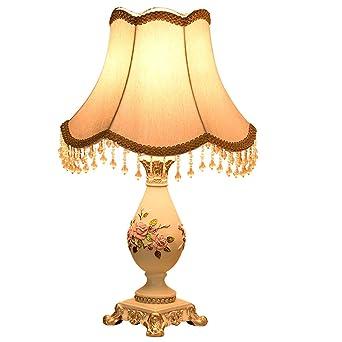 Ltt Knw0op8 Table Lampe Pastorale De Chambre Lamp Desk Chevet OkXwPuTZi