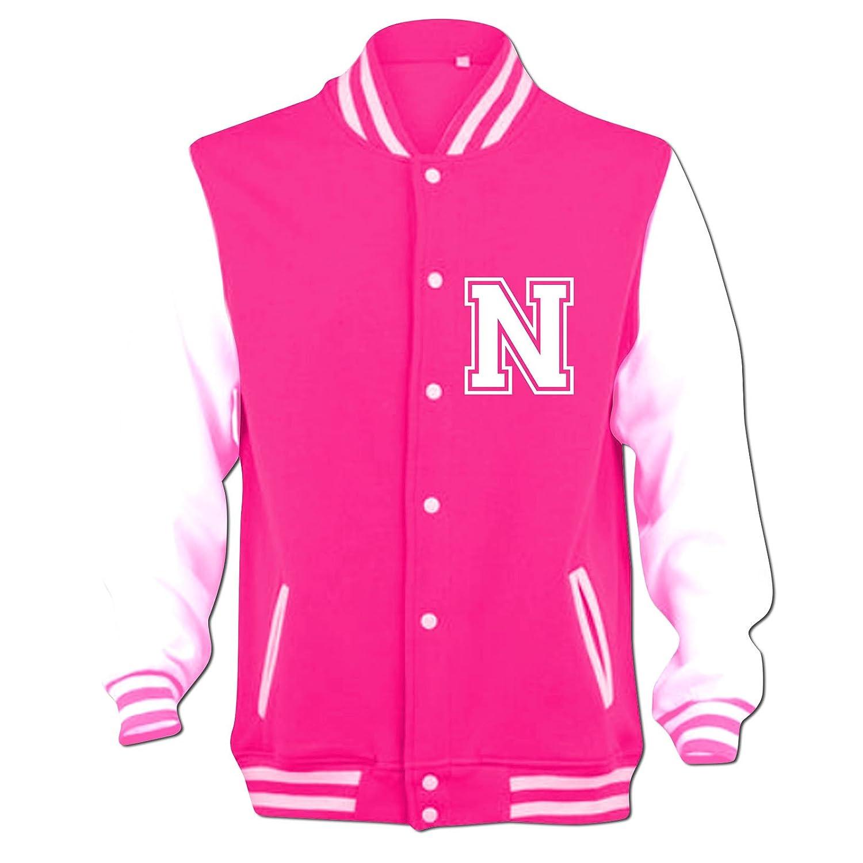 Bang Tidy Clothing Unisex-Adult Niall Horan Fan Jacket Medium Pink 1129