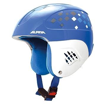 Alpina Kinder Skihelm Carat: Amazon.de: Sport & Freizeit