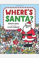 Where's Santa? Hardcover