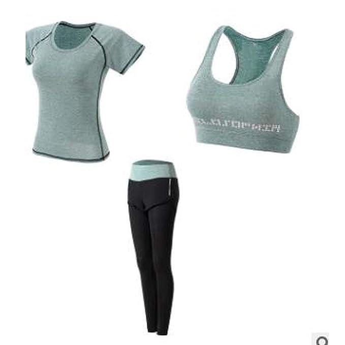 Amazon.com: Set de yoga para mujer, 5 piezas, juego de ...