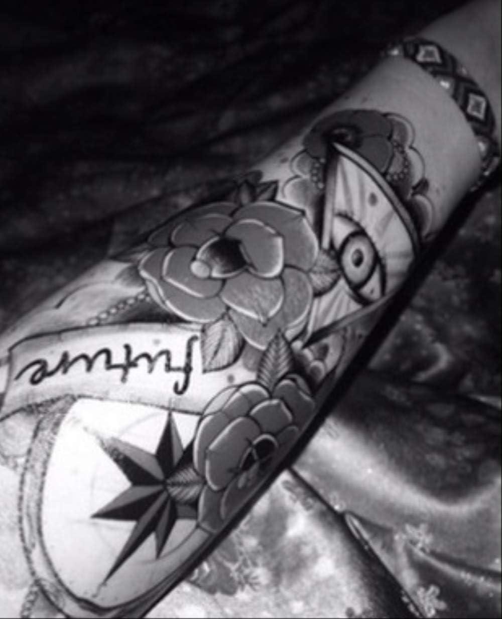 Tatuaje pegatinas impermeables hombres y mujeres Harajuku ...